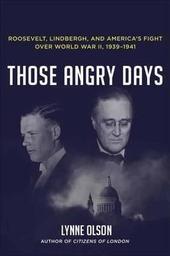 "Lynne Olson: ""Those Angry Days"""