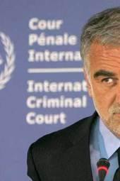 Former ICC Prosecutor Luis Moreno Ocampo