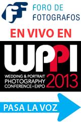 Foro de Fotógrafos en WPPI 2013