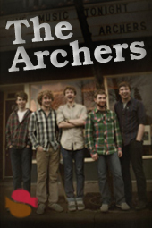 The Archers live @ Streaming Cafe