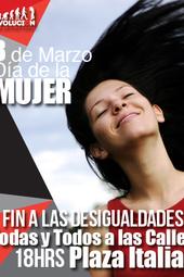 #yomarchoel08 MARCHA DIA DE LA MUJER