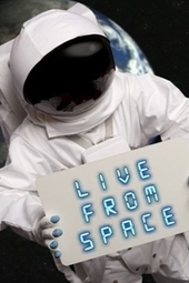 LIVE FROM SPACE!