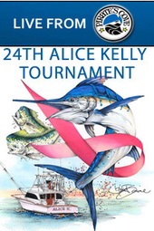 24th Alice Kelly Ladies Memorial Billfish Tournament