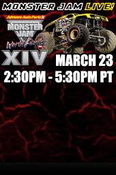 Monster Jam LIVE! - Party in the Pits