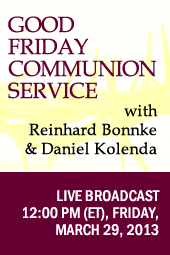 Good Friday Communion Service with Reinhard Bonnke & Daniel Kolenda