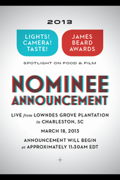 Nominations Announcement