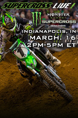 Indianapolis 3/16/13 - Supercross LIVE!