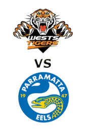 Tigers vs. Eels