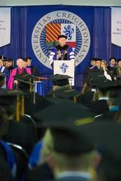 May Commencement 2013