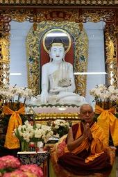 LZR at Mahayana Buddhist Association (Cham Tse Ling), Hong Kong