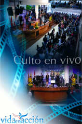 Transmisión de video en VIVO