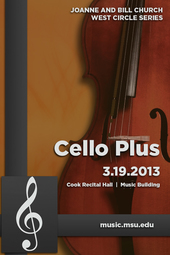 Cello Plus | Early Beethoven | 3.19.2013