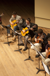 Skidmore Guitar Ensemble