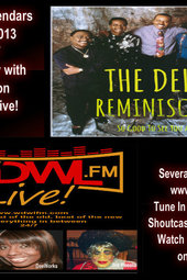 Live Interview with The Dells on DeeWorks Live!