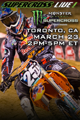 REPLAY - Toronto 3/23/13 - Supercross LIVE!