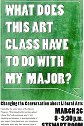 Changing the Conversation about Liberal Arts