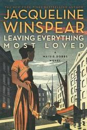 Jacqueline Winspear signs LEAVING EVERYTHING MOST LOVED