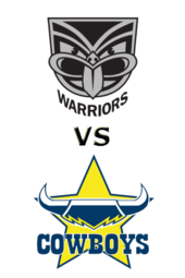 Warriors vs. Cowboys