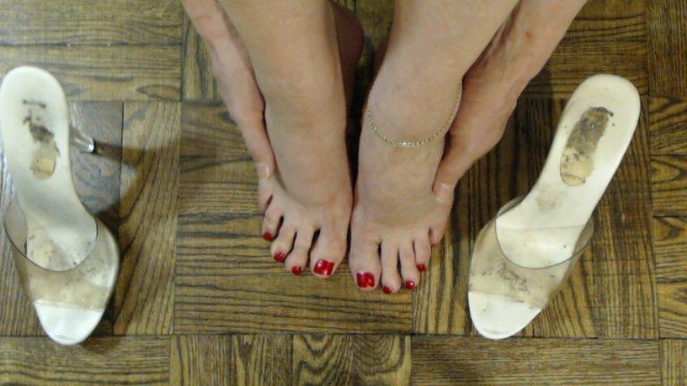 sexy feet live