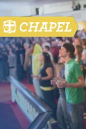 March 25, 2013 Chapel - Greg Groves