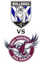 Bulldogs vs. Sea Eagles
