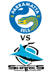 Eels vs. Sharks