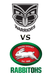 Warriors vs. Rabbitohs