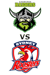 Raiders vs. Roosters