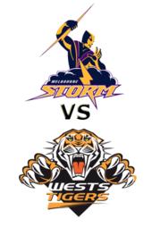 Storm vs. Tigers