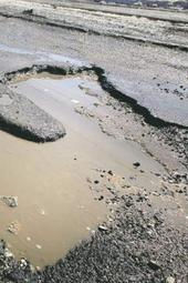Pothole cam