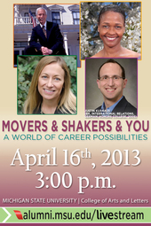 Movers & Shakers & You