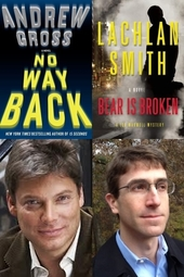 Andrew Gross, Lachlan Smith discuss their latest novels