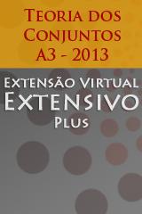 Extensivo Plus - Teoria dos Conjuntos - A3