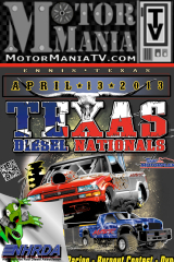 NHRDA Texas Diesel Drags