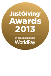 JustGiving Awards 2013