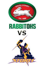Rabbitohs vs. Storm