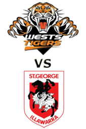 Tigers vs. Dragons