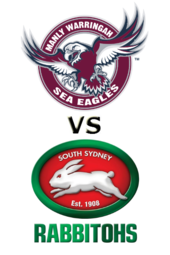 Sea Eagles vs. Rabbitohs