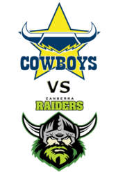 Cowboys vs. Raiders