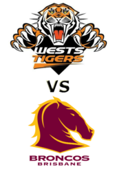 Tigers vs. Broncos