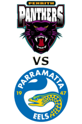 Panthers vs. Eels
