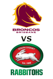 Broncos vs. Rabbitohs