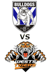 Bulldogs vs. Tigers