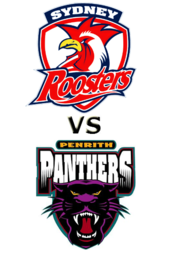 Roosters vs. Panthers