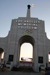 L.A. Coliseum SST Practice & Qualifying