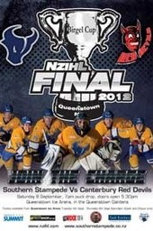 2012 NZIHL Grand Final