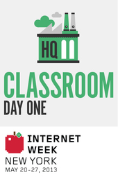 Classroom — Monday 5/20/2013
