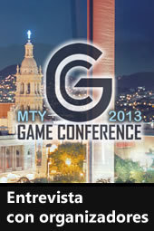 Entrevista MTY Game Conference 2013