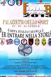 Final Eight Coppa Italia B - Porto San Giorgio 2013
