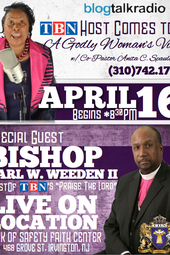 TBN Host Bishop Carl W. Weeden comes to A Godly Womans View